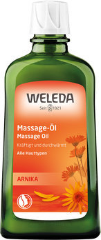 Weleda Arnica Massageöl 200 ml