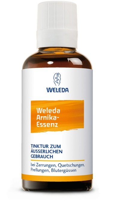Weleda Arnica Essenz 50 ml