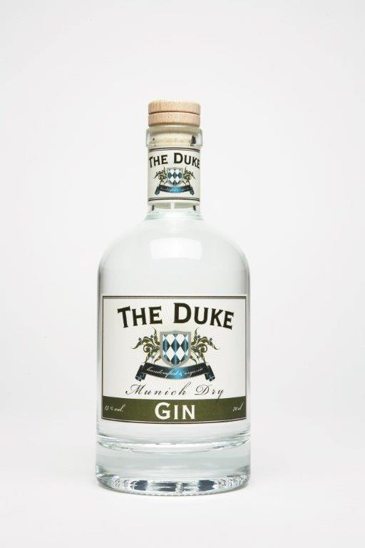 The DUKE-Munich Dry Gin 45%Vol 0,7 l